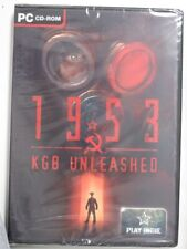 New ListingVideo Game Pc Wholesale Lot of 10 1953 Kgb Unleashed New Sealed