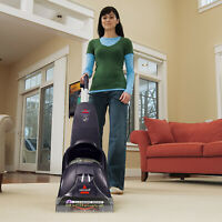 Bissell Portable Upright Steam Cleaner And Shampooer for Carpet Rug Pet Stains