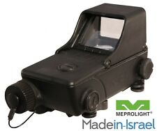 Meprolight Tru-Dot RDS 1.8 MOA RedDot Sight NVG Compatible/2000hr On 1 AABattery