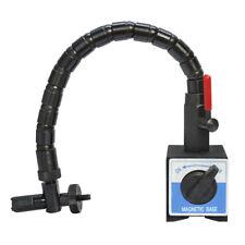 Flexible Magnetic Base Stand For Dial Indicator Gauge Use Indicator Holder
