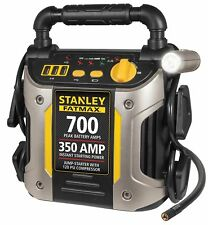 Stanley Portable Jump Starter Battery Power Car Jumper Box 700 Amp 350 Peak New