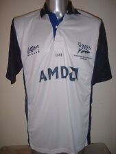 Sale Sharks Shirt Jersey Adult Large Rugby Union Premiership Cotton Traders 2005