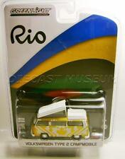 1970 '70 VOLKSWAGEN VW TYPE 2 CAMPMOBILE CANADA RIO OLYMPICS GOLD CHASE CAR 2016
