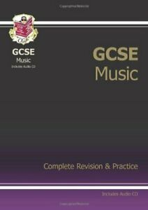 GCSE Music Complete Revision & Practice with Audio CD (A*-G course)-CGP Books