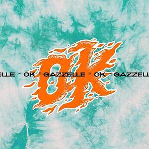 GAZZELLE - OK - VINILE ARANCIONE TRASPARENTE - EDIZIONE SPECIALE