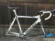 Ridley X-Knight Cyclocross Frame + Build Kit, CX World Championships Colorway