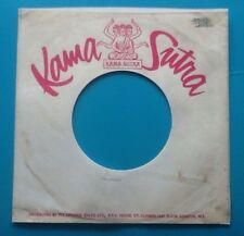 Ten Replicas Of Original Early Kama Sutra , Company Record Sleeve, Pack Of 10