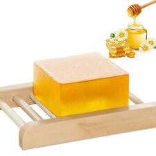 100g 100% HandMade Whitening Peeling Glutathione Arbutin Honey Kojic acid Soap