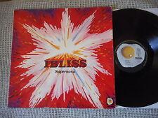 IBLISS Supernova GERMAN KRAUTROCK LP SPIEGELEI 1972 rare MONSTER