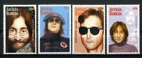 John Lennon Antigua Barbuda 1940-1980 sellos stamps music