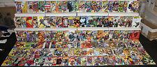 Modern DC SUPERMAN TITLES 135pc Count High Grade Comic Lot Action Adventures
