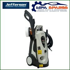 JEFFERSON 1400W PRESSURE WASHER 120 BAR WITH TURBONOZZLE