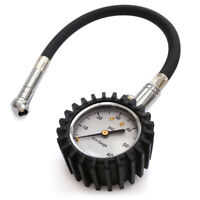 "2"" Tire Pressure Gauge, Heavy Duty - Best for Car & Motorcycle 0-60 PSI"