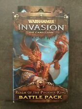 Warhammer Invasion LCG Realm Of The Phoenix King battle pack - Capital Cycle