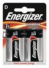 Energizer Alcaline Power D/LR20 2-BLISTER