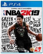 PS4 NBA 2K19 (Sony PlayStation 4)