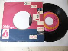 "BRENTON WOOD"" IL TRENO-DISCO 45 GIRI 7'-BELLDISC It 1967"""