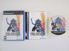 jeu FINAL FANTASY XII FF 12 pour PS2 PAL FR VF COMPLET