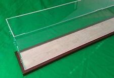 "42"" Clear Acrylic Display Case for Cruise Ships LGB AND G Scale trains 1/32 1/23"
