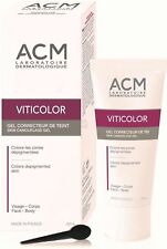 ACM Laboratoire Viticolor Camouflage Gel for Vitiliginous Skin 50ml. FREE P&P