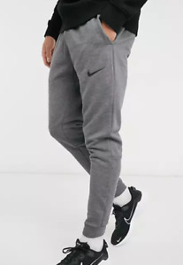 CZ2315-071 New with Tag Men's NIKE Dry Fleece Tapered Cuffed Jogger Pant