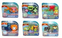 Fisher-Price Octonauts Play Set Game and Collectibles different characters New