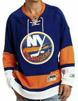 Reebok New York Islanders Alternate Premier Hockey Jersey Mens Size Large L NEW
