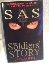 First Edition 1st Printing SAS The Soldier's Story Jack Ramsay Hardback