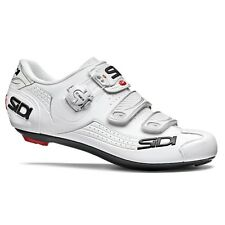 SIDI ALBA Road Cycling Shoes Bike Cleat Shoes White/White Size EUR 39-46 Italy
