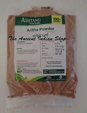 Ashtang Herbal, ARITHA POWDER, Sapindus Mukorossi, 100 g, Natural Herbal Powder