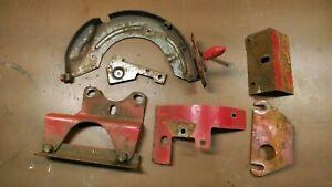 Tecumseh HS40-55513G engine brackets & shrouds as shown
