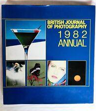 British Journal of Photography, 1982 Annual, Hardback Book