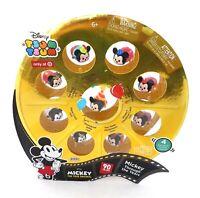 Disney Tsum Tsum Mickey Mouse 90th Birthday Anniversary Through The Years NEW