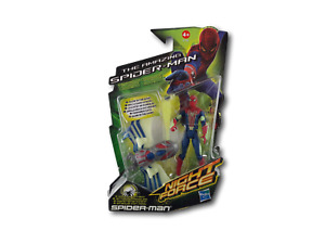 Marvel The Amazing Spider-Man Night Force Missile Attack Action Figure