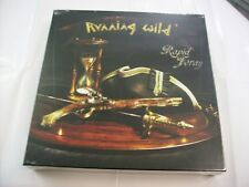 RUNNING WILD - RAPID FORAY - 2LP+2CD BOXSET NEW SEALED 2016