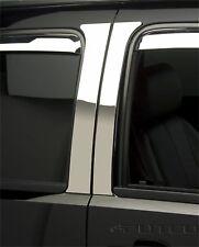 Putco Door Pillar Post Trim Set SS fits 04-09 Infiniti QX56 05-10 Nissan Armada