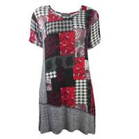 Ladies  size 14  Long summer Tunic top patterns  sleeve feature EVERSUN New