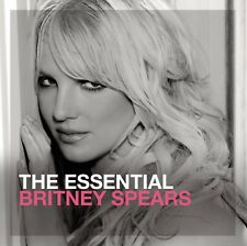 BRITNEY SPEARS - THE ESSENTIAL BRITNEY SPEARS 2 CD NEUF