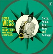 Frank Wess & Frank Foster - North, South, East Wess/No Count - Fresh Sound