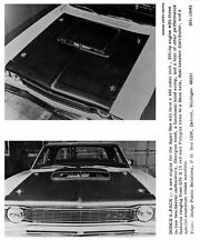 1969 Dodge Super Bee 440 6 Pack Hood Scoop Photo u191-X4TMO4