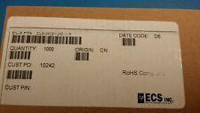 (1000) Ecs-3953M-245.7-Tr Standard Clock Oscillators 3.3V 24.576Mhz 50Ppm-10/+70