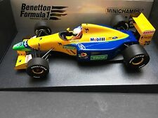 Minichamps - Martin Brundle - Benetton - B191B - 1992 -1:18 - Early Season