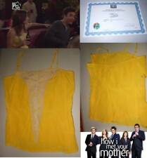 How I Met your Mother HIMYM: Cobie Smulders screen worn wardrobe w/STUDIO COA