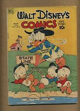 Walt Disney's Comics and Stories 104 (G) Dell 1949 Barks Golden Age (c#12598)
