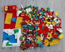 ✅ LEGO DUPLO - ca. 7 kg Konvolut - Sammlung - alte Raritäten - viele Figuren