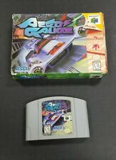 Aero Gauge (Nintendo 64, 1997) N64 Box and Cart Only
