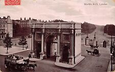 BR65006 marble arch chariot  london real photo uk