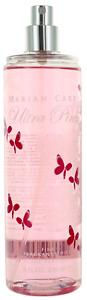 Ultra Pink By Mariah Carey For Women Body Mist Perfume Spray 8oz Shopworn No Cap