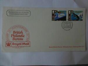 British Philatelic Society 1963 - 1988 25th Anniversary