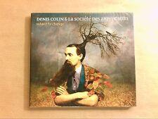 CD / DENIS COLIN & LA SOCIETE DES ARPENTEURS / SUBJECT TO CHANGE / NEUF CELLO